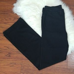 NYDJ Black Trousers